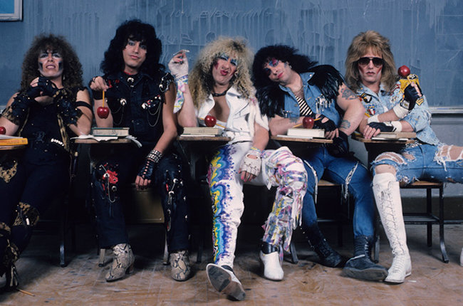 ARTbeat Style Inspiration: Twisted Sister